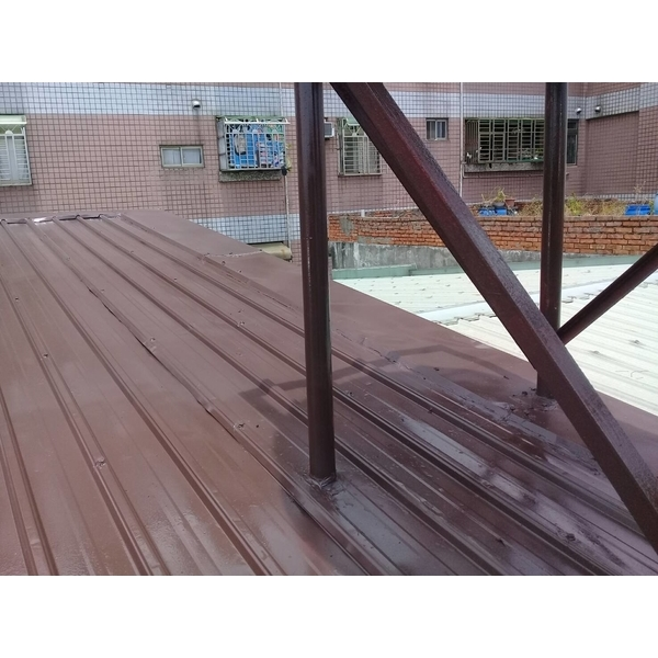 鐵皮防鏽噴漆-志楓油漆工程-桃園
