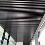 木紋隔柵工程