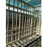 防盜凸窗、遮雨棚