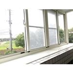 陽台凸窗(防盜隔音)