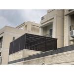 陽台鋁隔柵