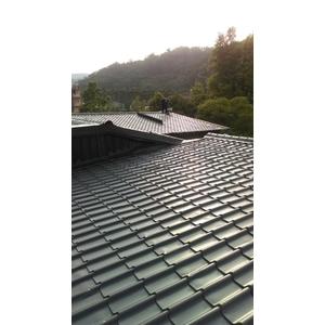 琉璃鋼瓦斜屋頂1