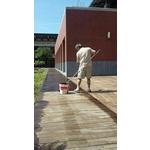 木棧道油漆