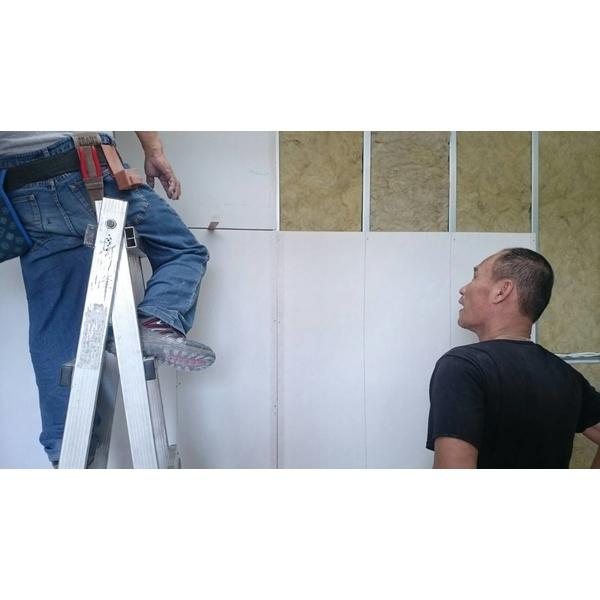 隔間牆工程