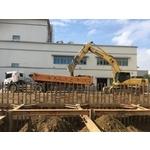 新竹縣竹北市恩良企業廠房興建土方工程