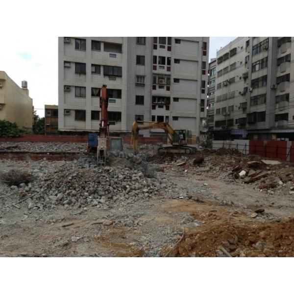 新竹縣竹北市立游泳池土方工程