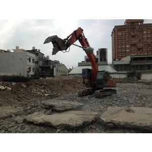 新竹縣竹北市立游泳池拆除