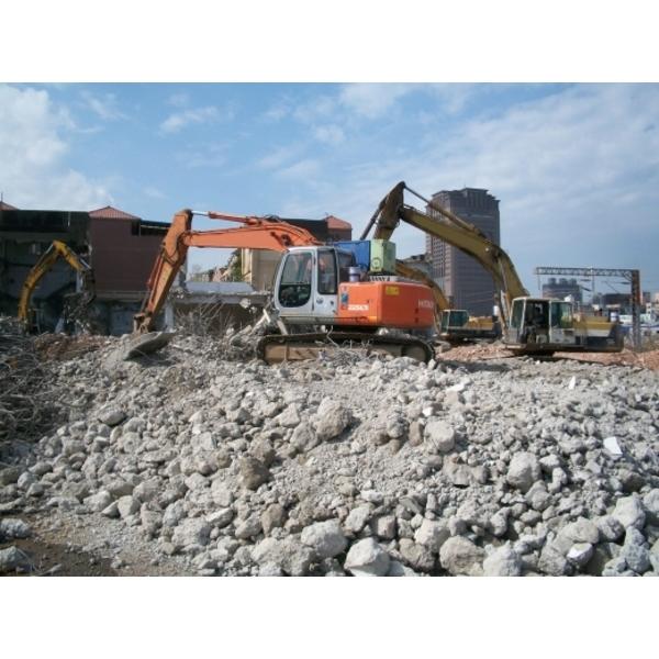 新竹市客運站拆除