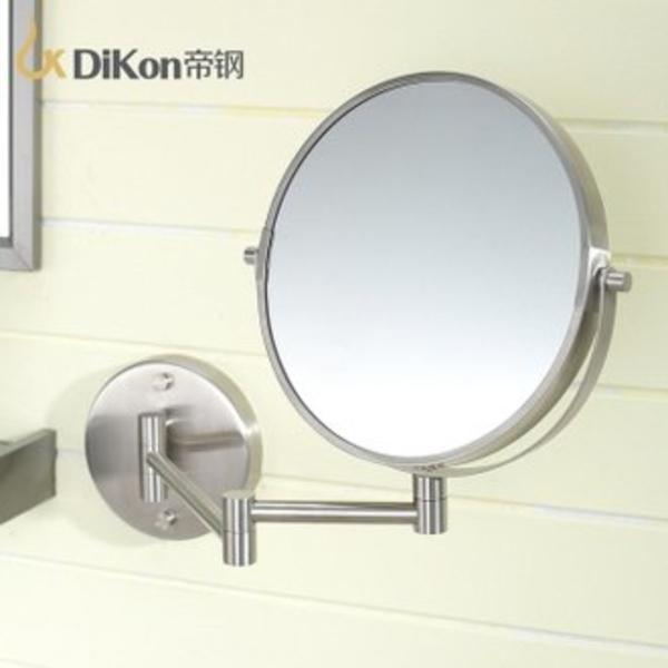【帝鋼衛浴】304不鏽鋼化妝鏡 TBA-1902