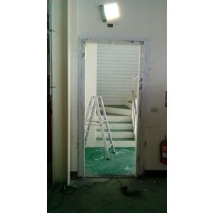 加裝中-門框&門扇