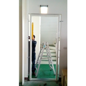 加裝前-門框&門扇