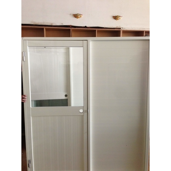 D2-單開門側鋁門
