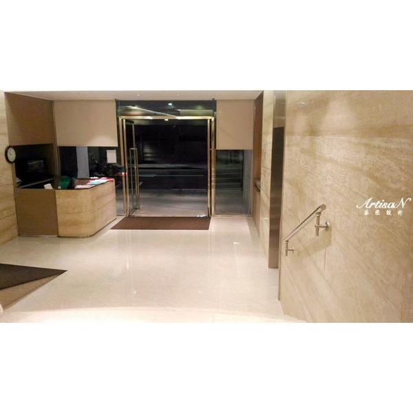 櫃台及大廳空間