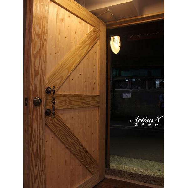 大門-木作榖倉門