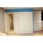 衣櫃+隱藏門