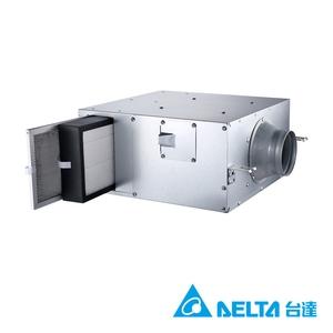 正壓PM2.5進氣型管道扇 VDB36ACXT-F-集智達科技股份有限公司-台北