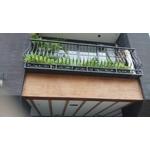 鍛造陽台欄杆