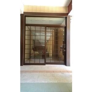 圖書室-格子門