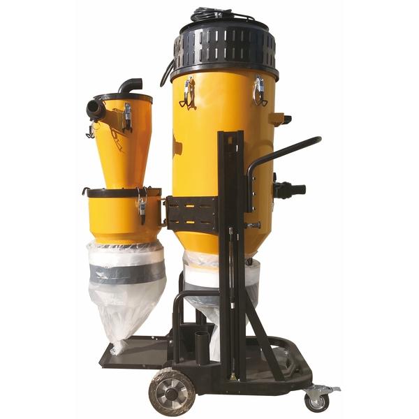 自動/半自動吸塵設備