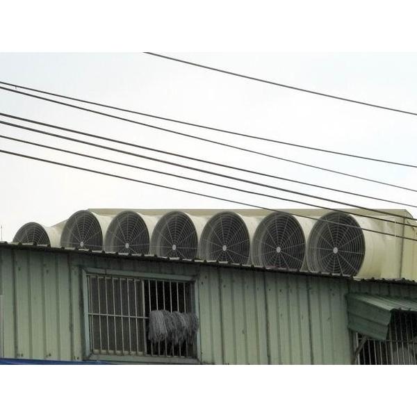 大型抽風機排風扇-寶風機械企業股份有限公司-新北