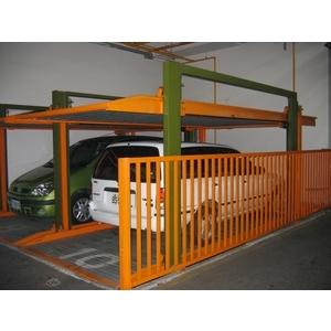 雙層停車設備-優順企業有限公司/大高雄停車設備-高雄