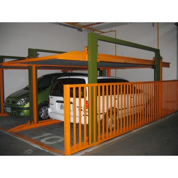 雙層停車設備
