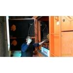 某台電大樓水箱檢修作業