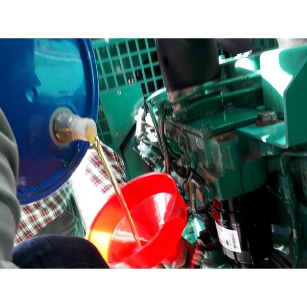 新北市某大石油氣公司發電機大保養工程-鴻博機電有限公司-台北