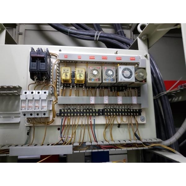 某抽水站ACB ATS內部機構維修