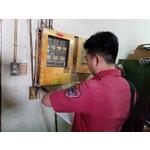 感謝中華彩色印刷給本公司消防改善及申報,消防隊一次通過