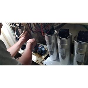 汐止請本公司更新電容器及MC工程