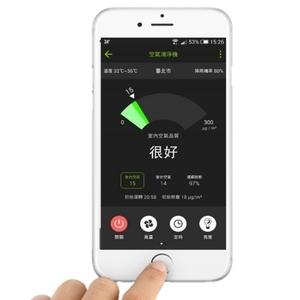 智慧空氣清淨機 - 日本設計團隊聯名設計
