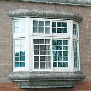氣派廣角窗
