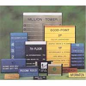 室內指示標誌-優典國際開發有限公司-台北