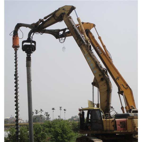 預力基樁鑽掘施工-全一企業行-台南
