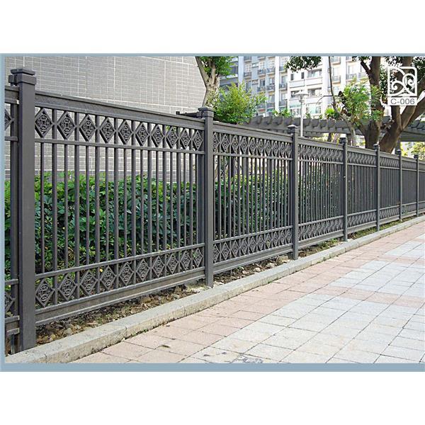C-鑄鋁-圍牆欄杆