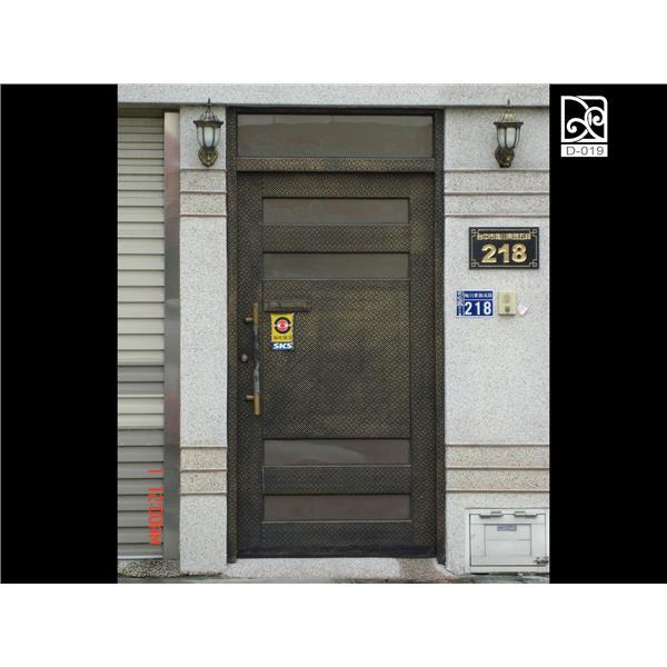 D-入口小門