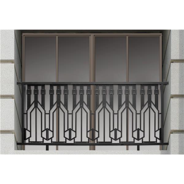 A鑄鋁陽台欄杆