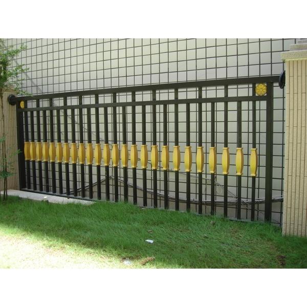 圍牆欄杆-德義欄杆有限公司-台中