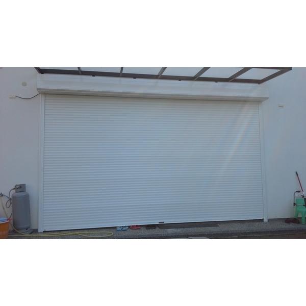 加裝式豪華型鋁合金捲窗