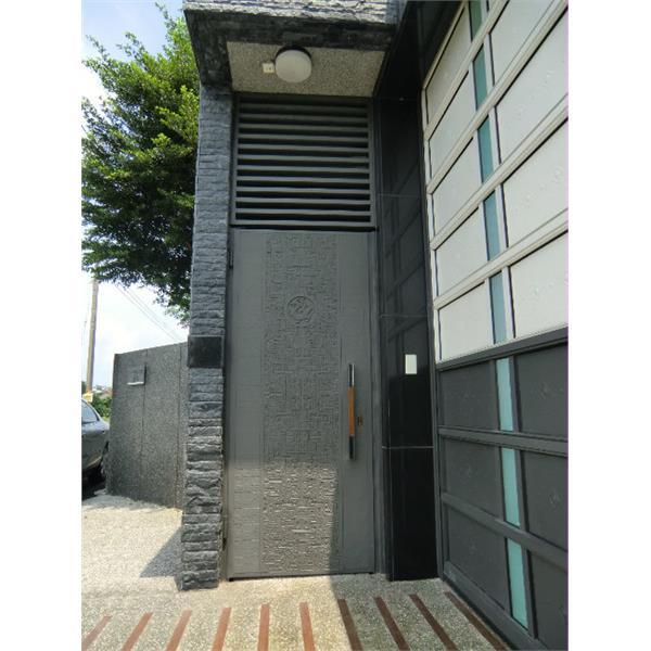 庭院鑄鋁門1