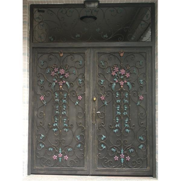 庭院對開門2