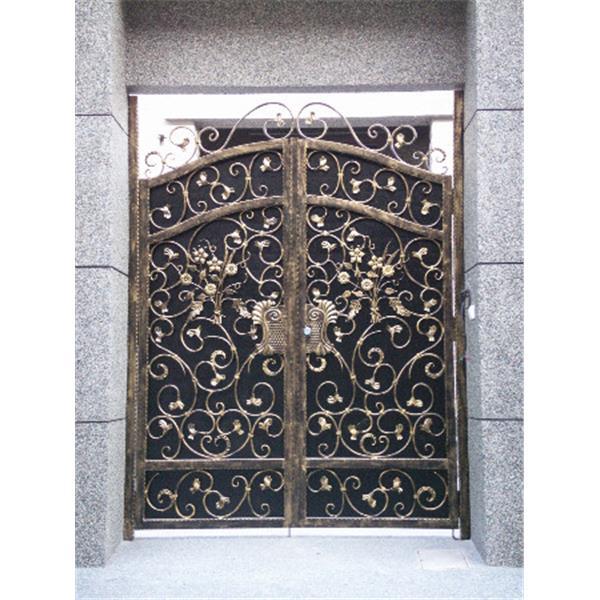 庭院對開門1
