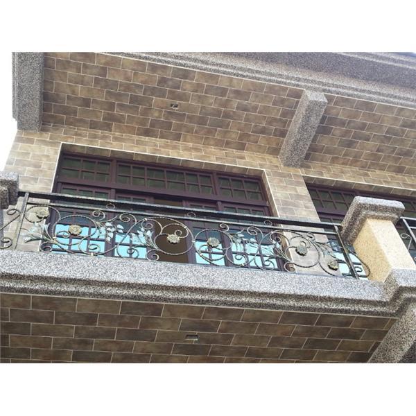 陽台欄杆10