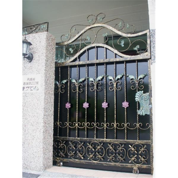 庭院小門13