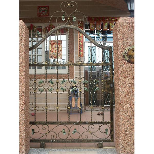 庭院小門5
