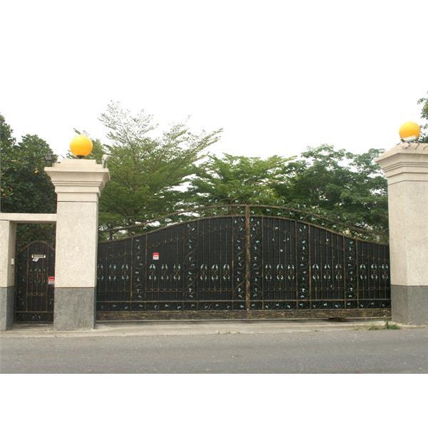庭院大小門1