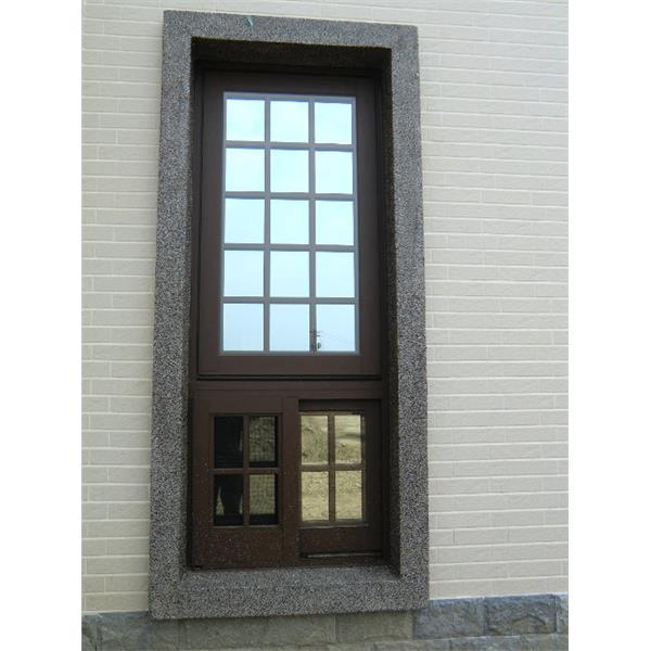 推射造型窗