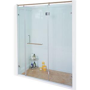 久美居 衛浴設備 一字型  淋浴門
