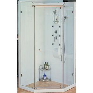 久美居衛浴設備 五角型 淋浴門